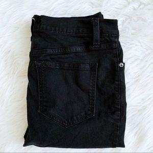 Free People High waist Skinny Jeans size 28